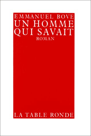 9782710302308: Un homme qui savait (French Edition)
