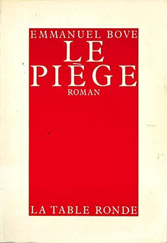 Le pià ge [Mar 21, 1986] Bove,Emmanuel: Emmanuel Bove