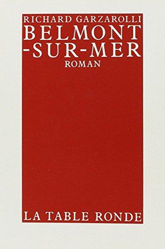 9782710302902: Belmont-sur-Mer: Roman (French Edition)