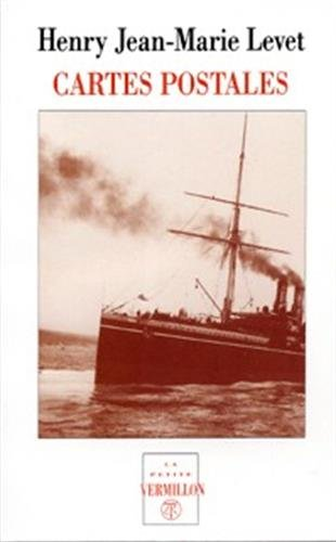 Cartes postales (La petite vermillon): Levet, Henry Jean-Marie