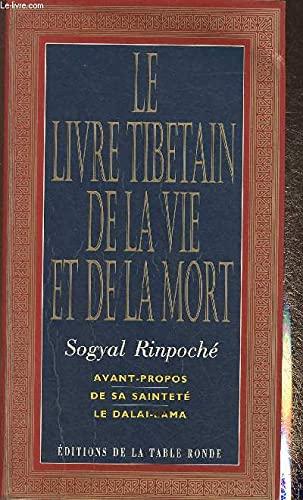Le livre tibetain de la vie et de la mort (2710305933) by Sogyal Rinpoche