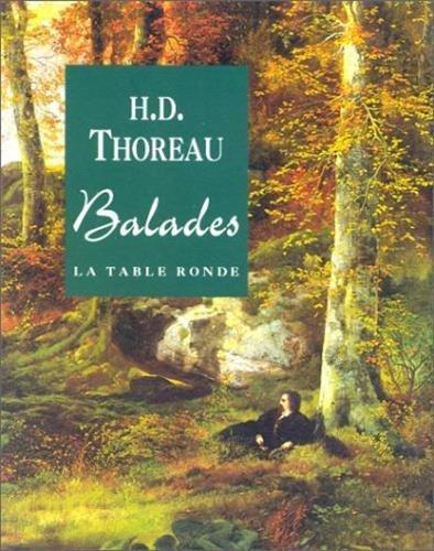 Balades (Petits Liv Sage): Henry David Thoreau