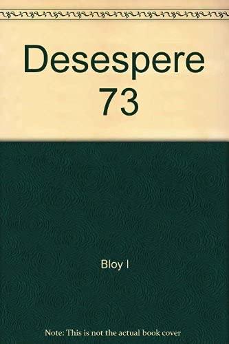 9782710307907: Le désespéré (Petite Vermillon)