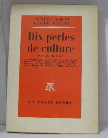9782710310037: Dix perles de culture