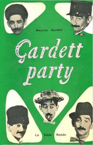 9782710312949: Gardett Party