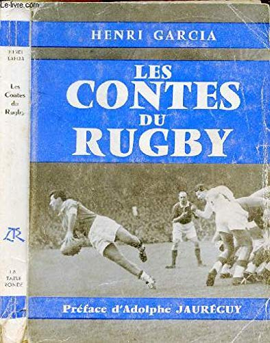 9782710319610: Contes du rugby (French Edition)