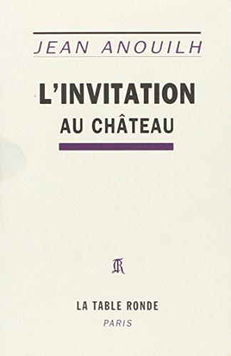 9782710322498: L'Invitation au château
