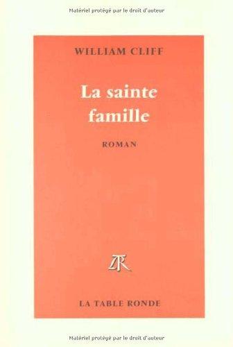 SAINTE FAMILLE (LA): CLIFF WILLIAM
