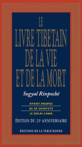 9782710326274: Le livre tibetain de la vie et de la mort