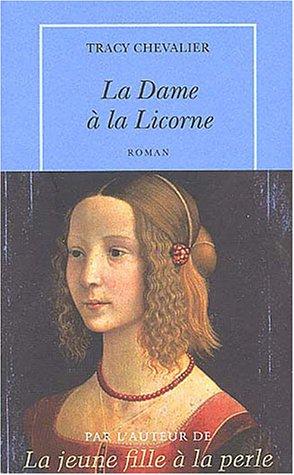 9782710326281: La Dame à la licorne