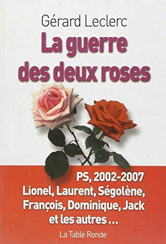 9782710328506: La guerre des deux roses (French Edition)