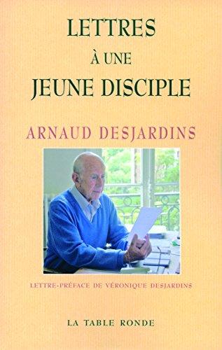 9782710329077: Lettres � une jeune disciple