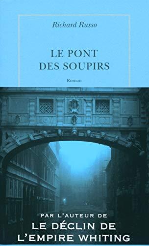 9782710330028: Le Pont des Soupirs
