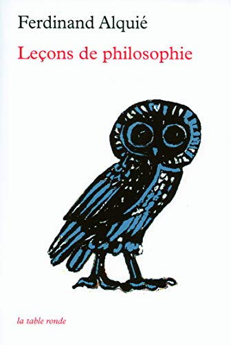 9782710331162: Leçons de philosophie (French Edition)