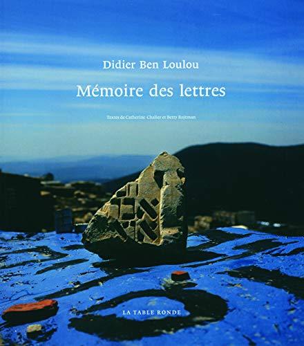 9782710369080: Mémoire des lettres