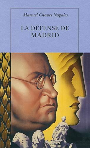 9782710370444: La défense de Madrid