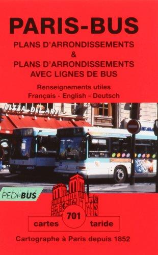 9782710600329: Paris bus 701
