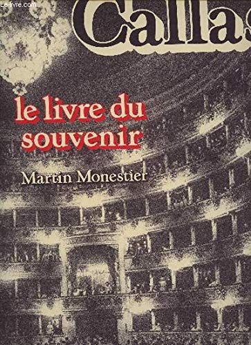 9782710703198: Maria Callas: Le livre du souvenir (French Edition)