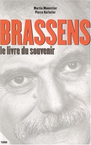 9782710707448: Brassens (French Edition)