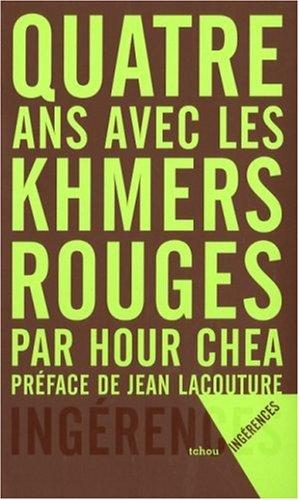 Ma vie avec les Khmers rouges : Hour Chea