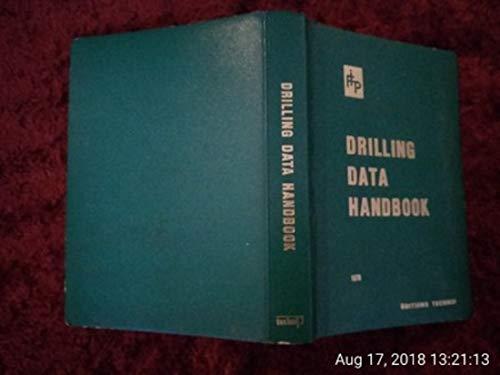 9782710803348: Drilling data handb.