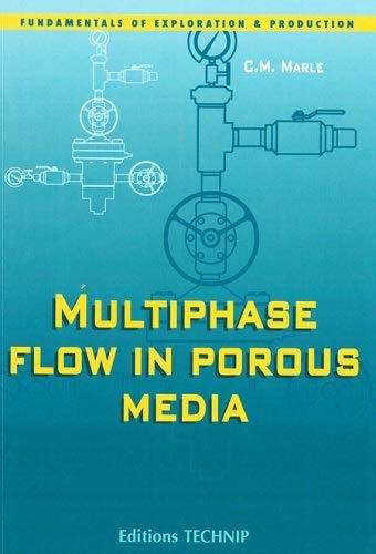 9782710804048: Multiphase Flow in Porous Media (Collection Colloques Et Seminaires)