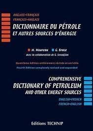 Comprehensive Dictionary of Petroleum Science and Technology: Moureau, M., Moureau,