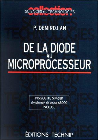 9782710806615: De la diode au microprocesseur