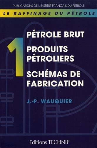 Le raffinage du pétrole: Collectif; Jean-Pierre Wauquier