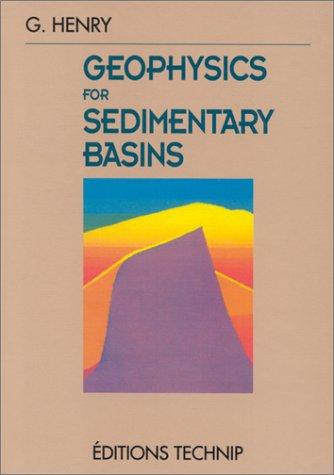 9782710807087: Geophysics for Sedimentary Basins