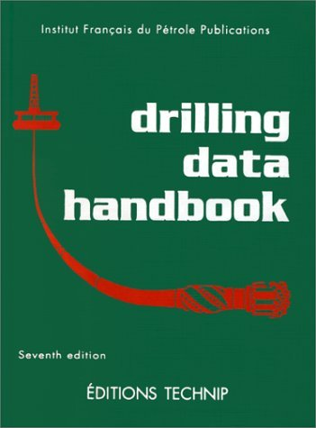 Drilling Data Handbook (Institut Francais Du Petrole: Various