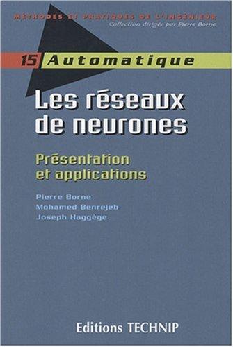 9782710808961: Réseaux de neurones