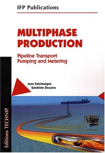 9782710809135: Multiphase production - pipeline transpo (IFP Publications)