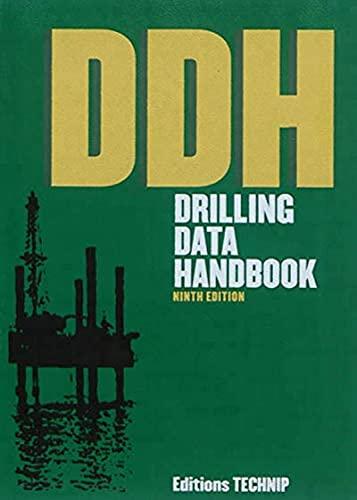 9782710809715: Drilling Data Handbook 9th Edition