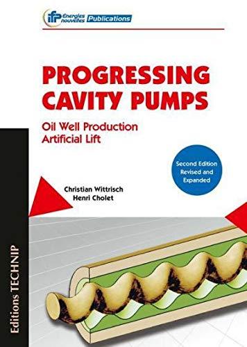 9782710809982: Progressing Cavity Pumps