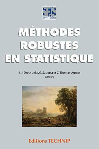 METHODES ROBUSTES EN STATISTIQUES: COLLECTIF
