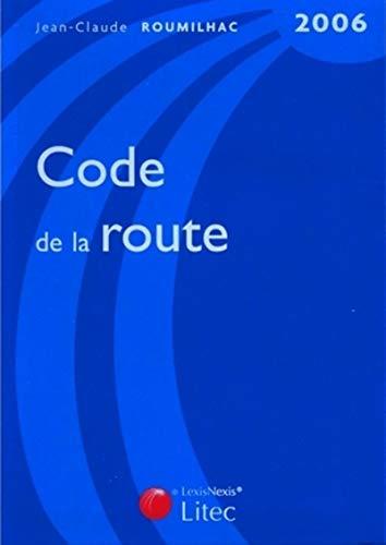 9782711006328: Code de la route 2006 (French Edition)
