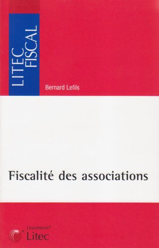 9782711007219: Fiscalité des associations (French Edition)