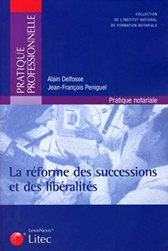 9782711007660: La réforme des successions et des libéralités