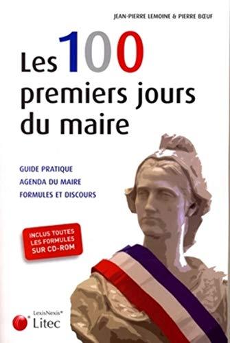 9782711010790: Les 100 premiers jours du maire (1Cédérom)