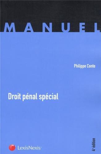 9782711011629: Droit Penal Special