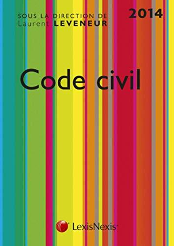 9782711012404: Code civil 2014 (33e édition)