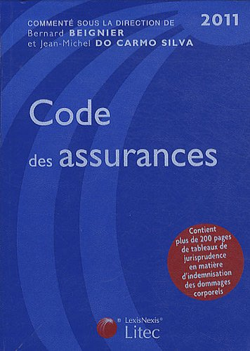 9782711015085: Code des assurances 2011 (French Edition)