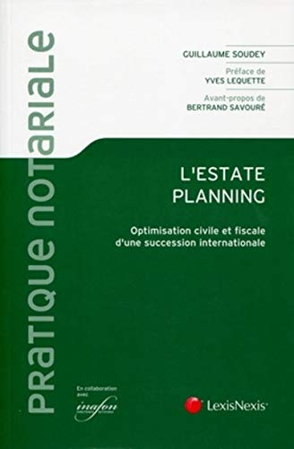 L'Estate planning (French Edition)