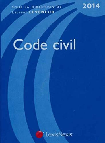9782711017430: Code civil (édition 2014)