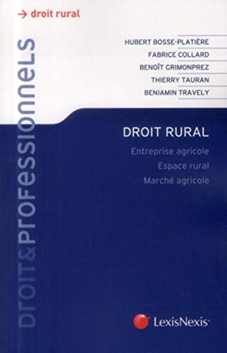 Droit rural: Travelly, Tauran