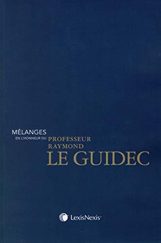 En l'honneur du professeur Raymond Le Guidec: Sicard
