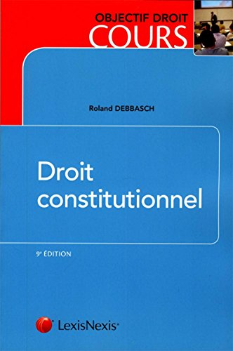 9782711019120: Droit constitutionnel