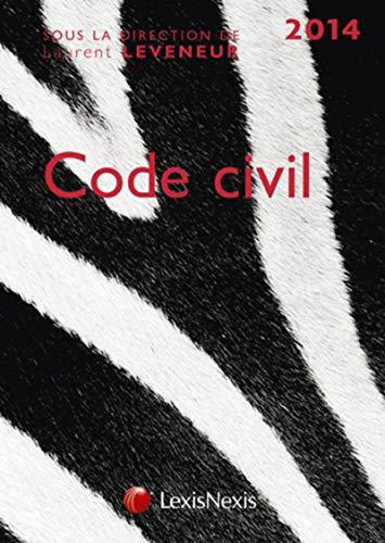 9782711019397: Code civil 2014 (33e édition)