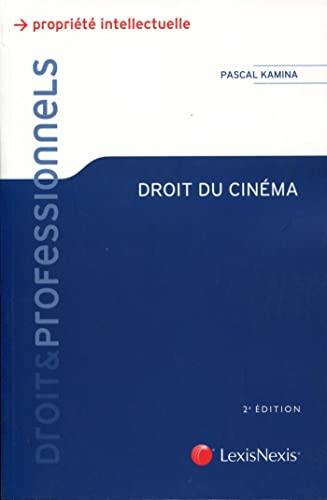 Droit du cinéma: Pascal Kamina